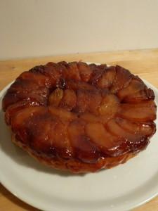Tarte Tatin, façon Christophe Michalak dans Desserts traditionnels p1000887-225x300