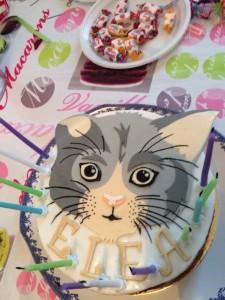 gâteau elea
